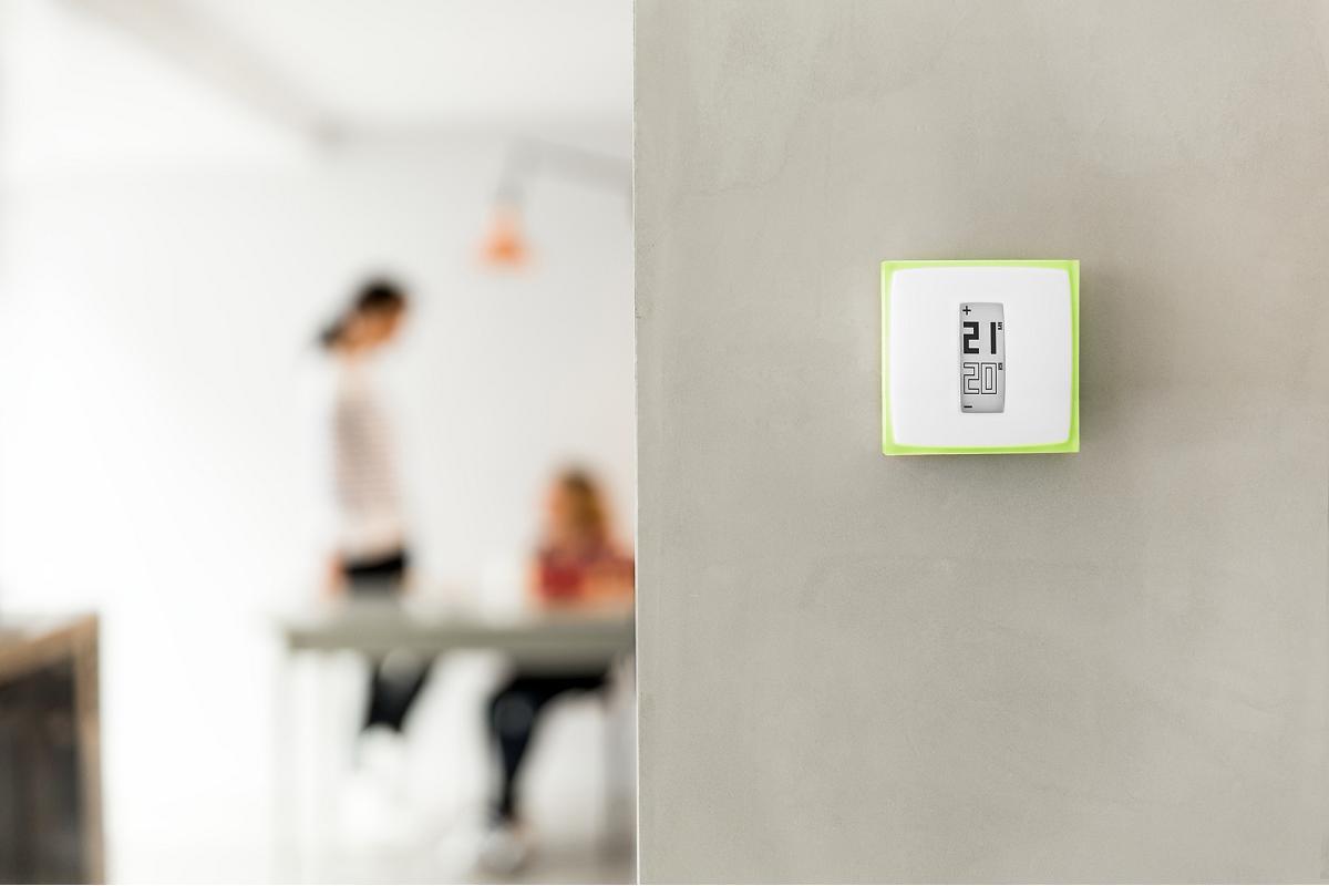 netatmo suma a su gama energy el termostato modulante inteligente