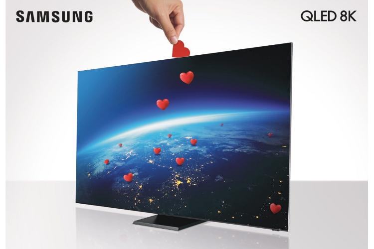 arranca la campaa solidaria de los televisores qled 8k de samsung