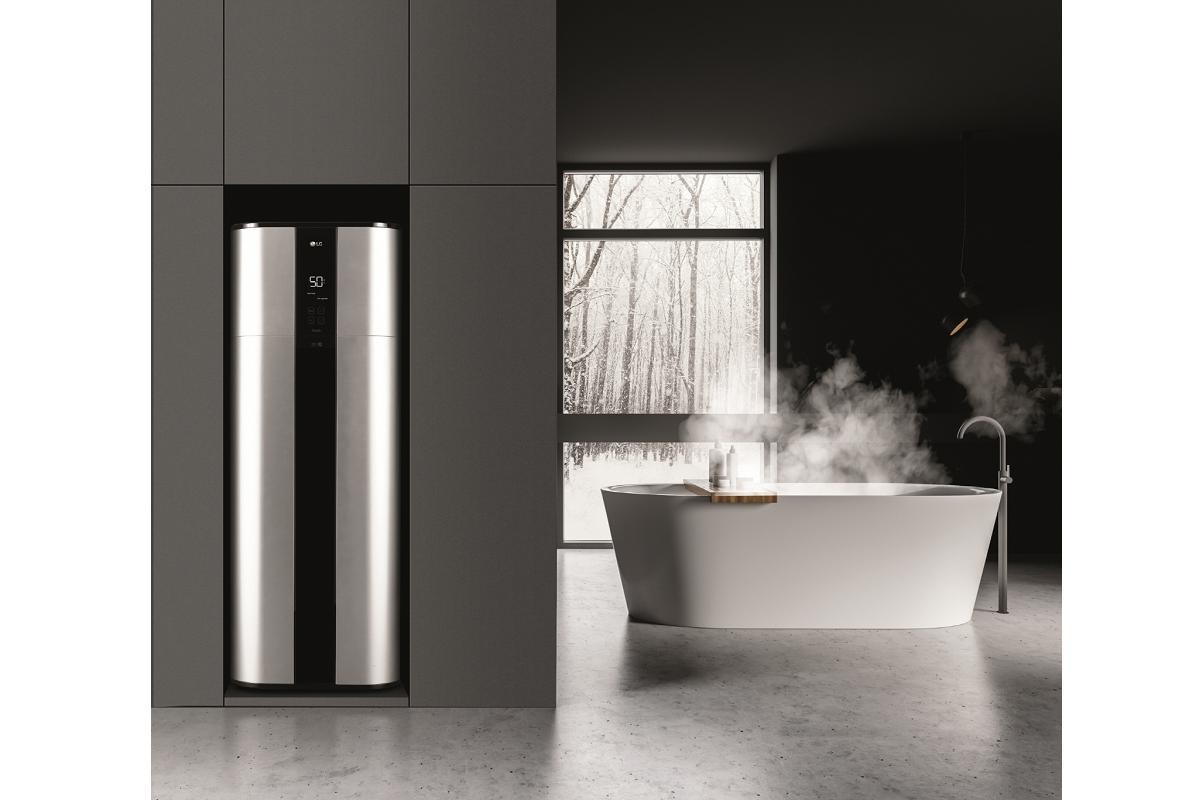 lg ana sostenibilidad eficiencia y elegancia en su nuevo calentador de agua