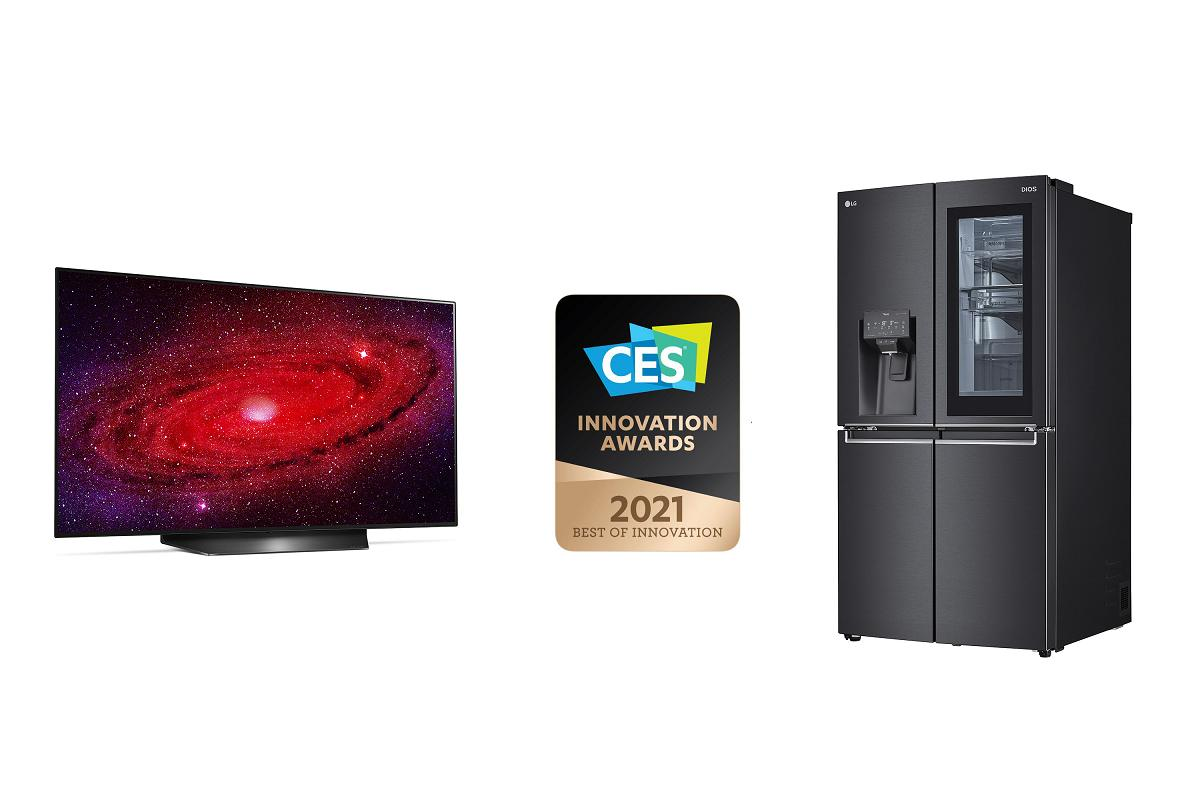 lg electronics brilla en los cessupsup innovation awards 2021