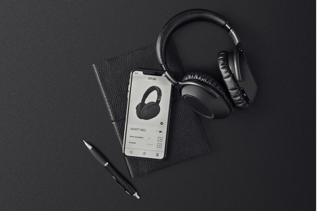 epos connect la aplicacin mvil para una experiencia sonora ms personalizada