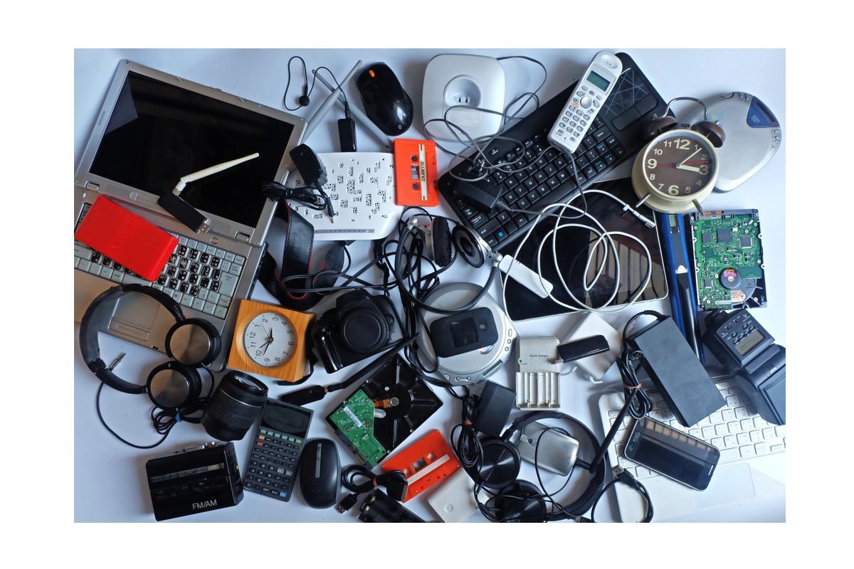 espaa quinto pas de europa con ms produccin de residuos electrnicos en el hogar