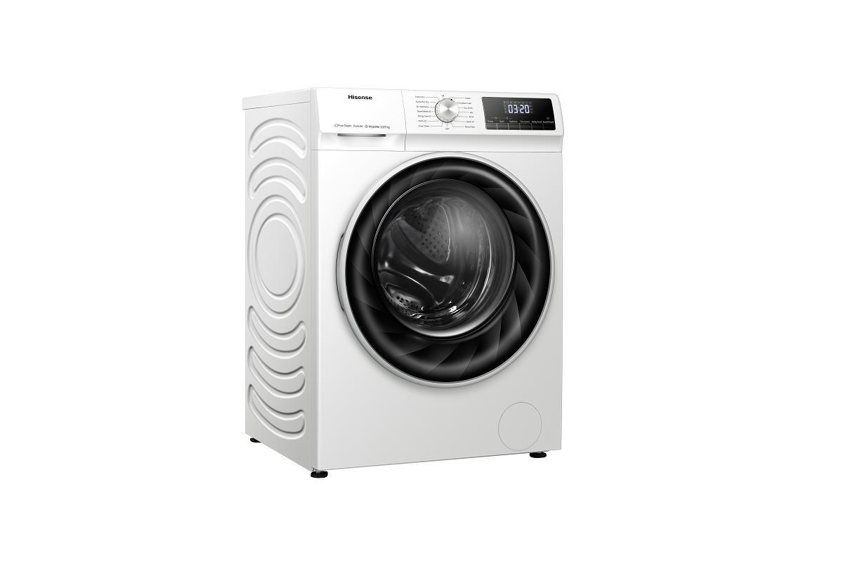 hisense aade un plus a la experiencia de lavado y secado