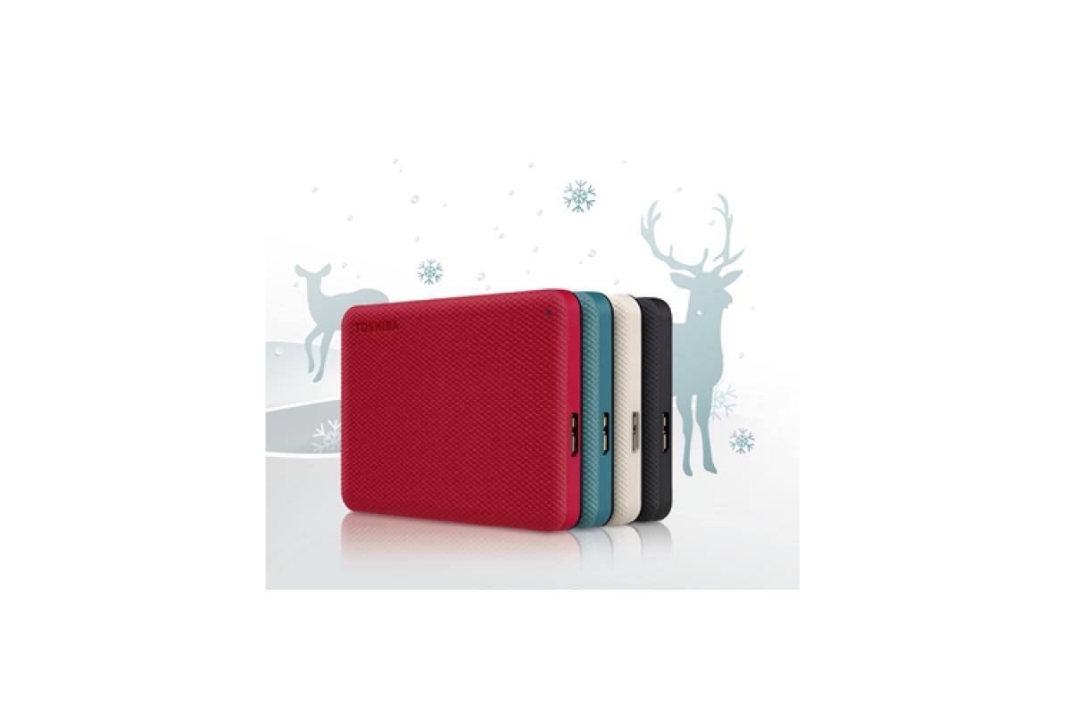 esta navidad tus recuerdos a buen recaudo con los discos duros de toshiba