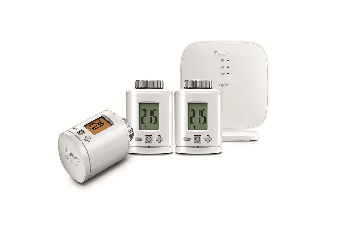 sistema de calefaccin de gigaset temperatura idnea para cada estancia