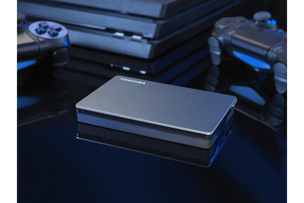 toshiba presenta canvio gaming nuevos discos duros para el pblico gamer