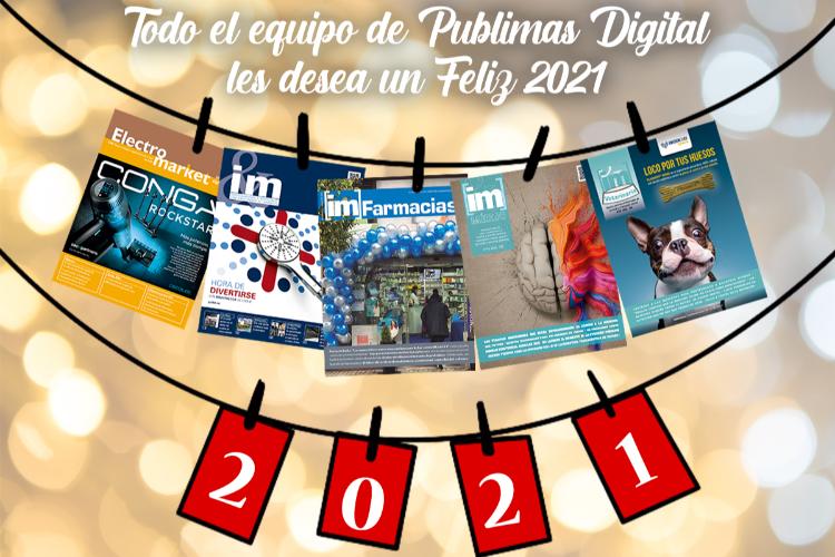desde publimas digital os deseamos un feliz 2021