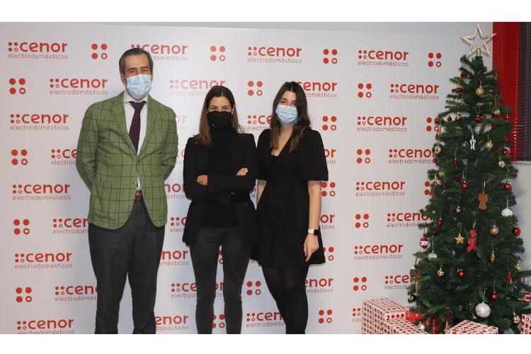 cenor electrodomsticos entrega sus viii premios solidarios