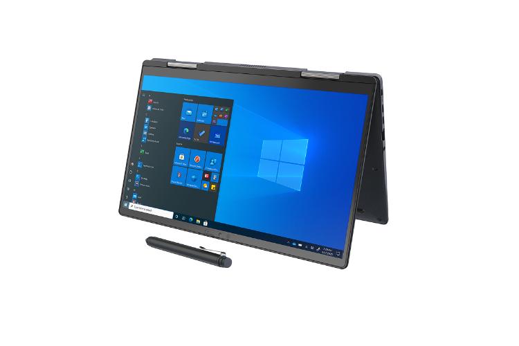 la gama alta portg x de dynabook con procesadores intelsupsup coresuptmsup vprosupsup de 11 generacin