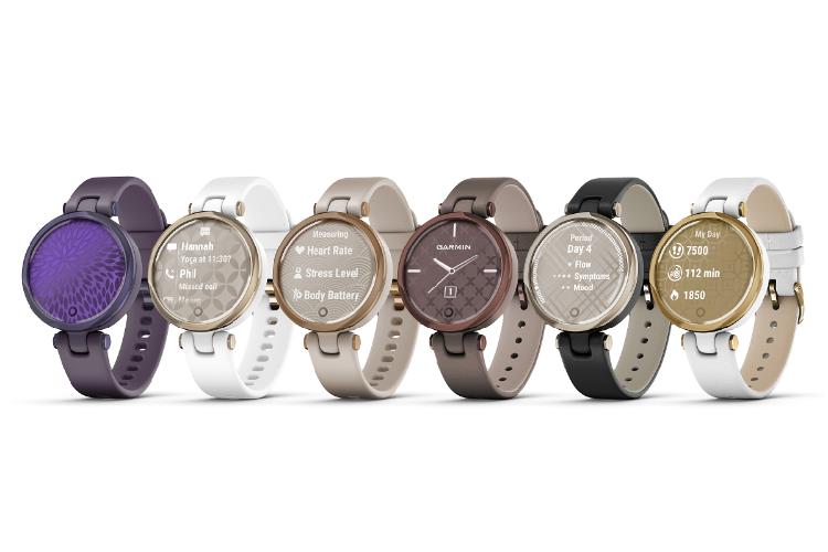 lilysuptmsup de garmin el reloj inteligente elegante y con grandes prestaciones