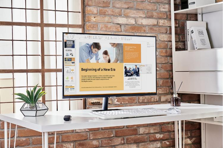 el monitor inteligente smart monitor de samsung ya est en espaa