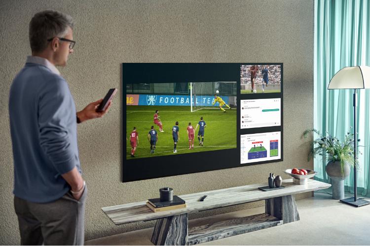 nuevos televisores neo qled y micro led de samsung para 2021