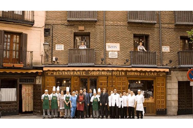 el restaurante botn se equipa con los purificadores de aire de mitsubishi electric