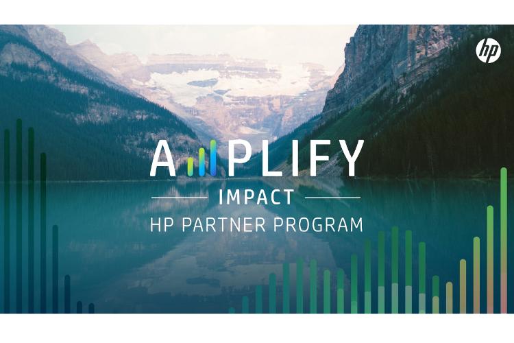 hp centra su mirada en la sostenibilidad con amplify impact