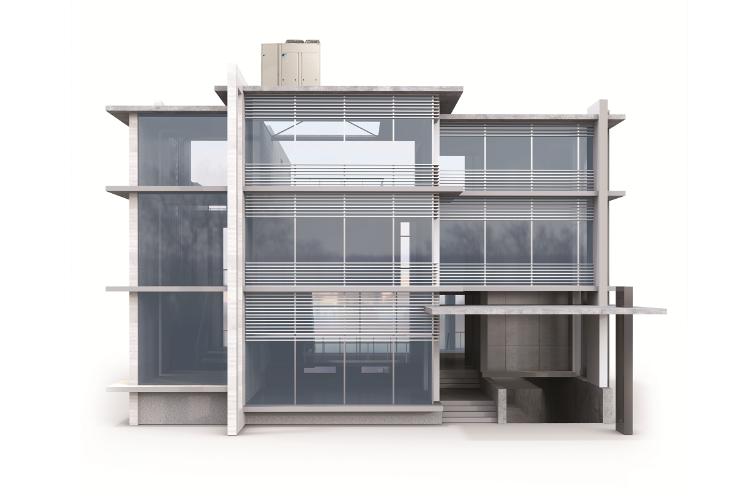 daikin dota de climatizacin a vita el sistema de construccin industrializada