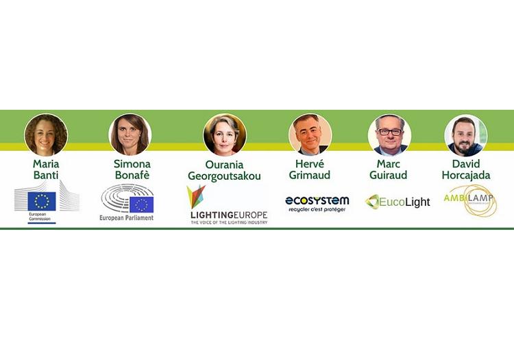 eucolight promueve el reciclaje de dos billones de bombillas en europa