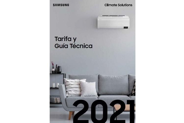 samsung climate solutions lanza su tarifa 2021