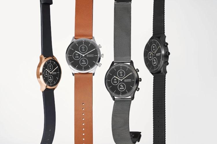 as es el nuevo reloj hbrido de skagen