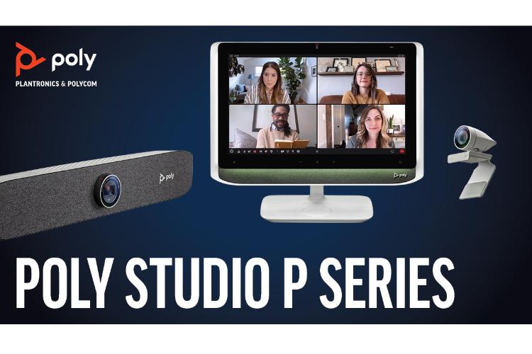 poly transforma la videoconferencia personal en remoto