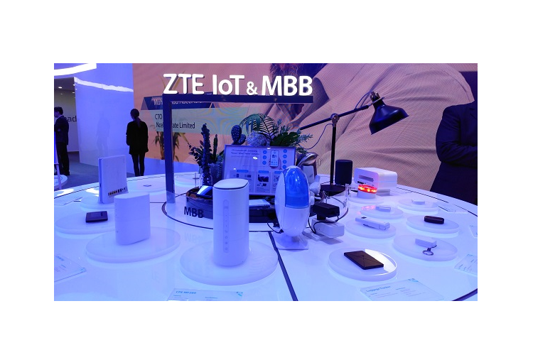 mwc shanghi 2021 zte seala la ia como clave para el desarrollo del 5g