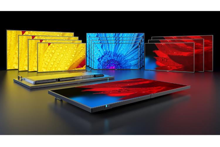 sharp nec display solutions lanza sus pantallas de gran formato message