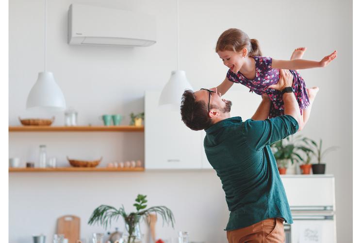 los sistemas de panasonic grandes aliados para lograr el confort en el hogar