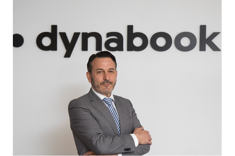 eduardo martnez nuevo director de canal de dynabook espaa