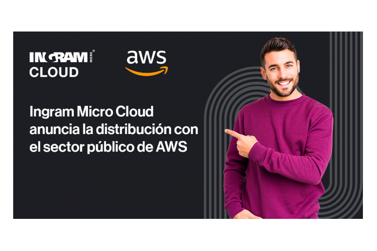 ingram micro cloud distribuye servicios aws en el sector pblico