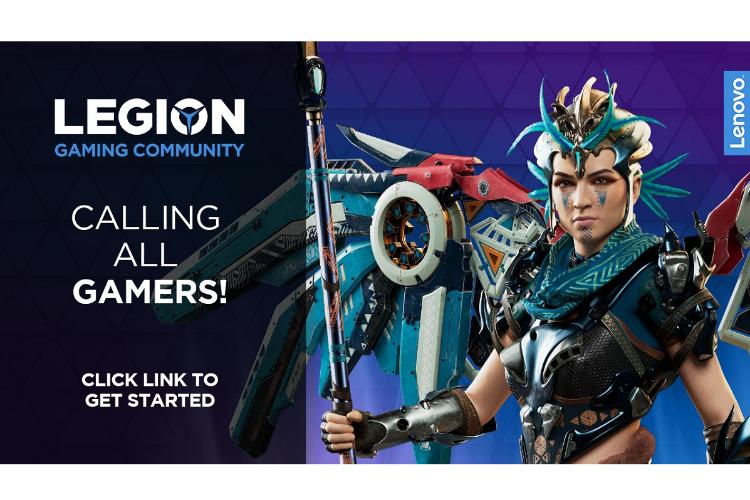 lenovo lanza legion community un espacio digital dedicado a gamers