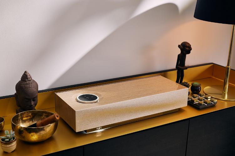 muso wood edition el altavoz inalmbrico con madera sostenible de naim audio