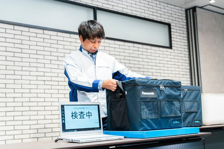 panasonic crea una caja de refrigeracin para la vacuna del covid19