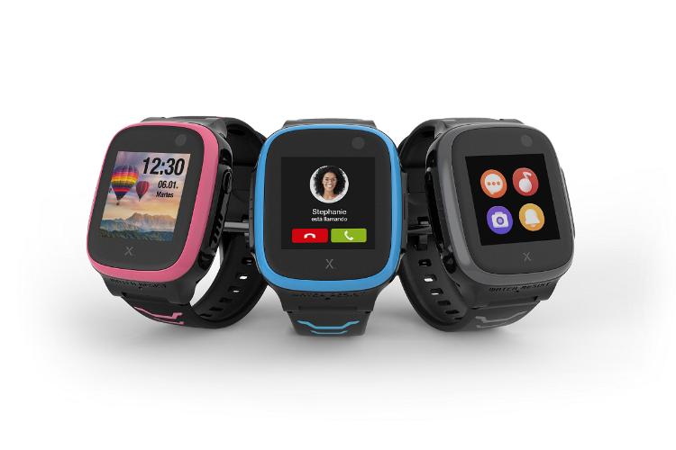 smartwatches de xplora con 4g y gps para los ms pequeos