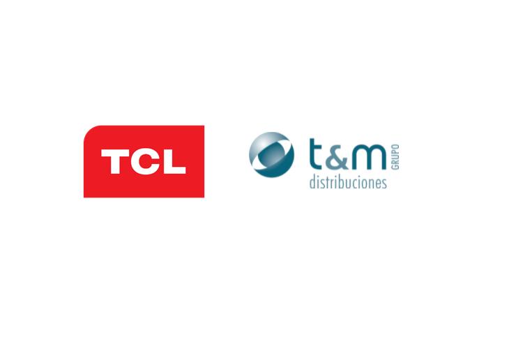 tampm distribuciones comercializar los productos de tcl en espaa