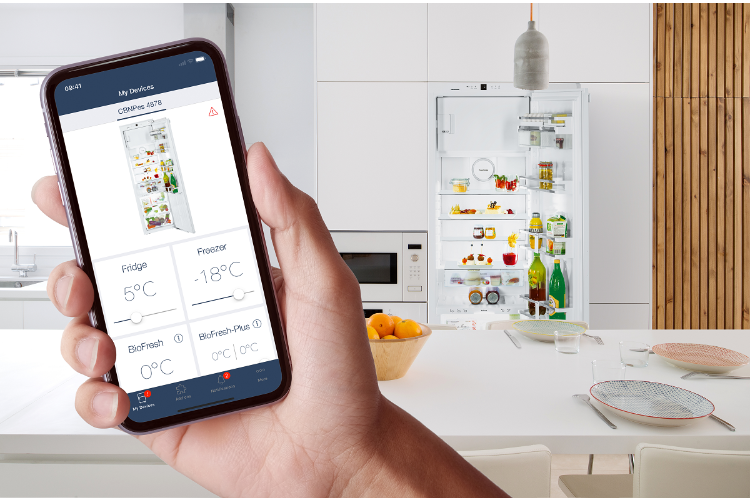smartdevice tus dispositivos siempre conectados con liebherr