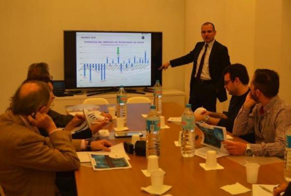 aecoc presenta en barcelona las cifras del sector 2014 y los detalles de su proximo seminario electro