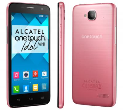 alcatel onetouch entra en la batalla de smartphones navidea
