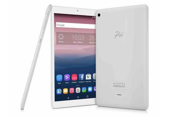 alcatel onetouch lanza al mercado espantildeol su nueva tableta pixi 3 de 10 pulgadas