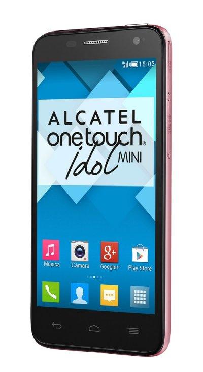 alcatel onetouch lanza al mercado dos nuevos modelos de smartphones
