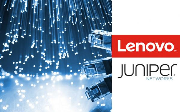 alianza global entre lenovo y juniper