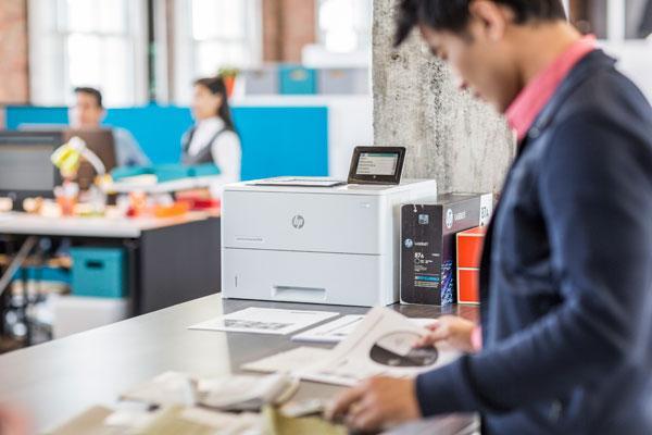 hp anuncia las impresoras maacutes seguras del mundo