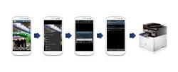 nuevas soluciones de impresin para dispositivos mviles de samsung