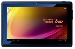 Nueva tableta Easy Home Tablet 7 HD
