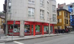 inauguracin de una nueva tienda cenor en el principado de asturias