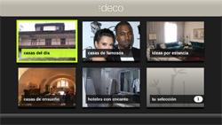 nueva aplicacin deco by idealistacom en los televisores philips smart tv
