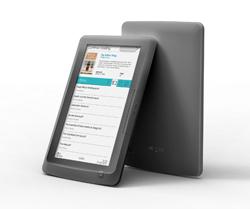 ebook multimedia con pantalla tctil de 7