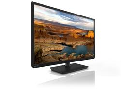 toshiba entra en el mercado de televisin de bajo coste con un modelo led hd