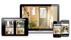 vigilar la casa en vacaciones desde smartphones o tablets con dlink