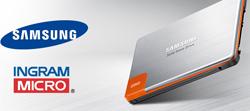 ingram micro incluye los productos flash y ssd de samsung dentro de su porfolio de distribucin