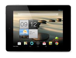 acer presenta el tablet iconia a1