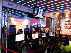 benq estuvo presente en la final cup de la lvp con sus monitores gaming de la serie xl